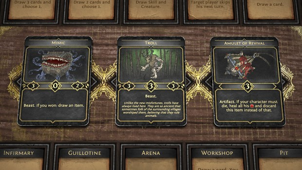 Update #9 - New Cards