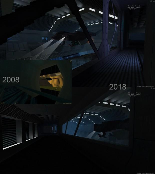 S.W.A.T. (2008) vs Diffusion (2018)