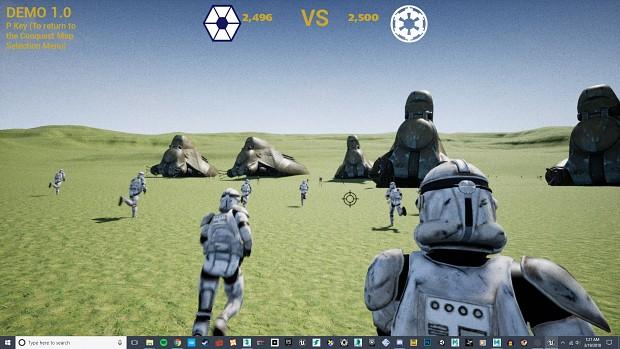 Clone-Trooper Player (V1) Photo