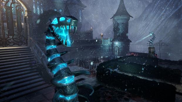 Witching Tower VR gameplay screenshot
