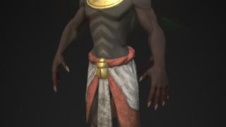 Anubis Character