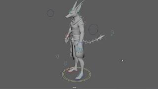 Anubis Character Glance