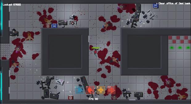 11 office raid