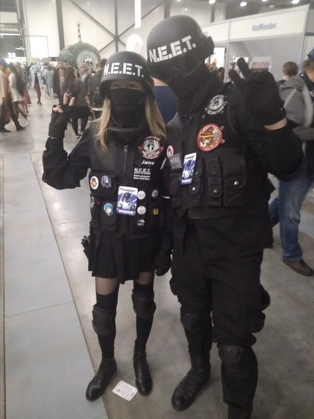 Cold Shell at Starcon 6