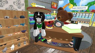 Dress Room - Teddy Shop