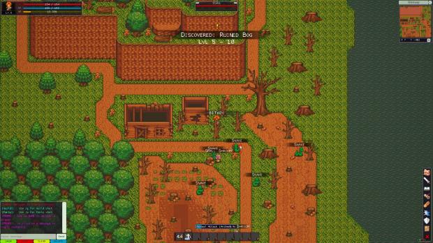 Ruined Bog