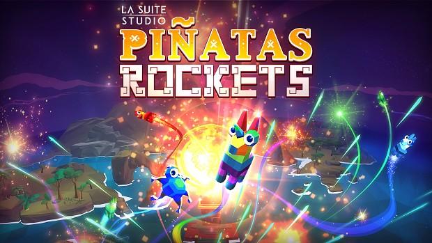 PinatasRockets Keyart