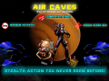 Air Caves - Sci-Fi Stealth Action