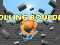 Rolling Boulder - Hit And Smash Brick Wall 3D