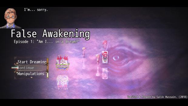 False Awakening 1 2
