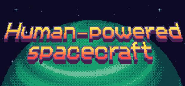 Human-powered spacecraft
