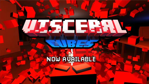 Visceral Cubes Feature Graphic