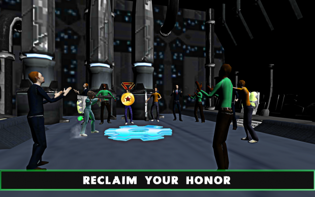 Reclaim your honor 6