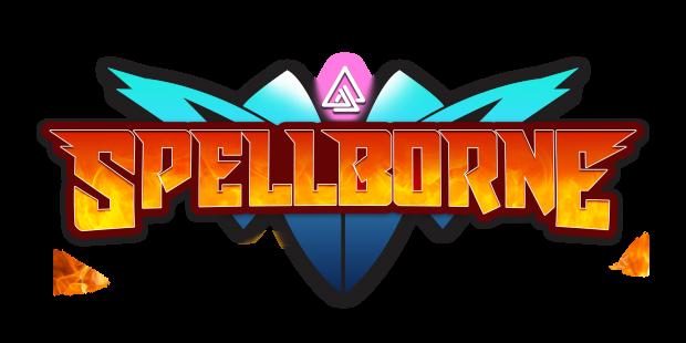 New Spellborne logo
