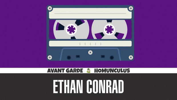 ETHAN CONRAD Minimalistic Logo