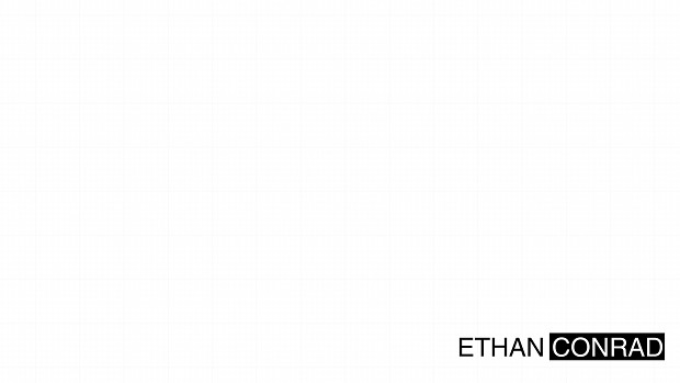 ETHAN CONRAD - Early Wallpaper mock-up