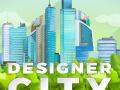 Designer City 2: city building game