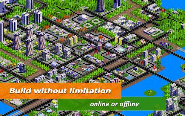 4a image - Designer City 2: city building game - Indie DB