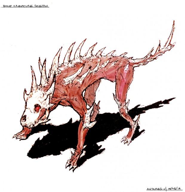 creature sketch 4