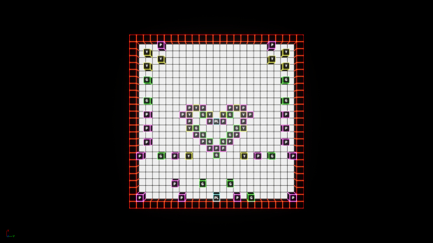 Level 30 Colour blind mode enabled