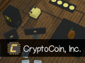 CryptoCoin, Inc. - Idle clicker game