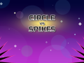 Circle vs Spikes: tricky one-tap arcade