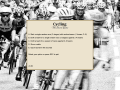 Cycling - the board game