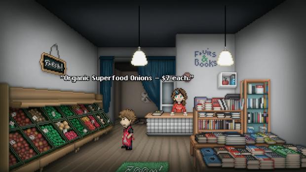 Fruits & Books