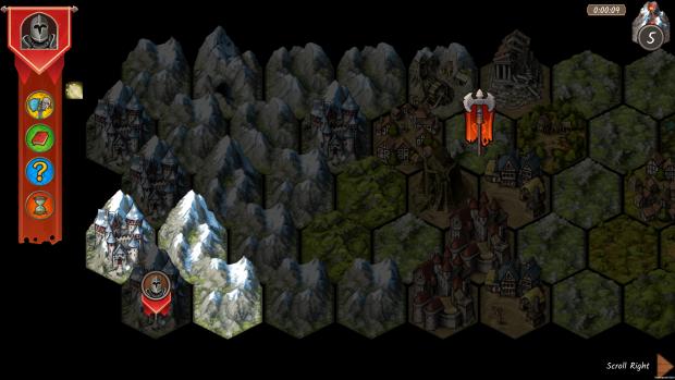 The Last Hex screenshots