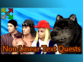 Non-Linear Text Quests