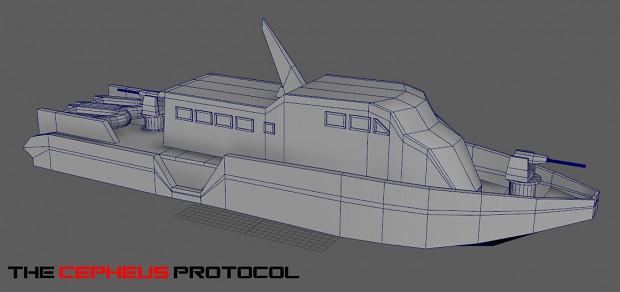 Evac Boats WIP