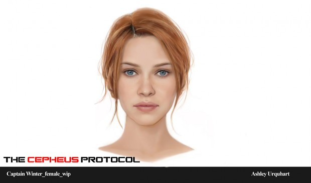 Female Lead for Player Character