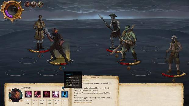 Combat screenshot 1