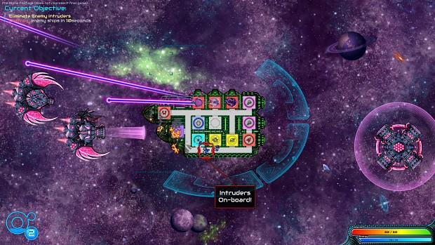 New Screenshots for the launch of Undercrewed onto Steam Early Access.