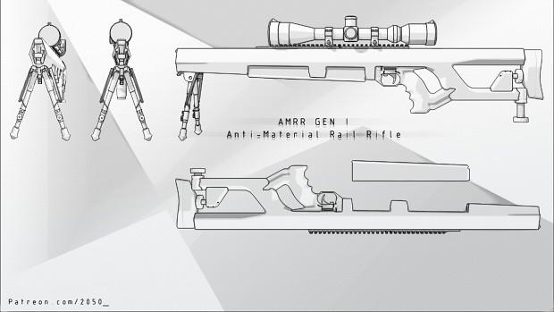 Rail Gun concept