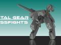 Metal Gear Boss Fights