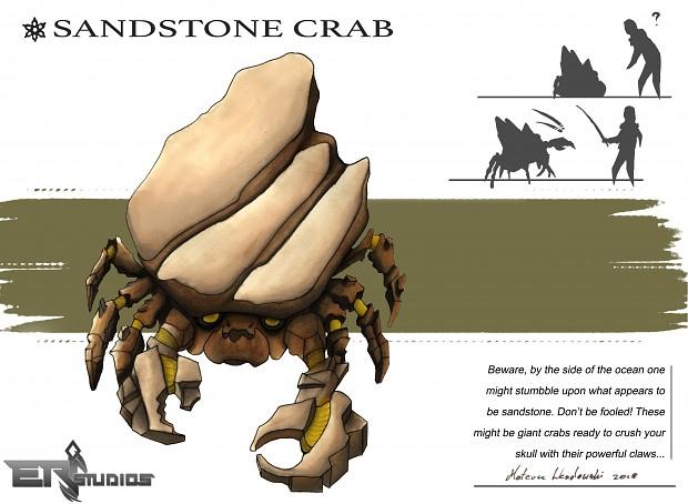 ToFH  Sandstone Crab 1