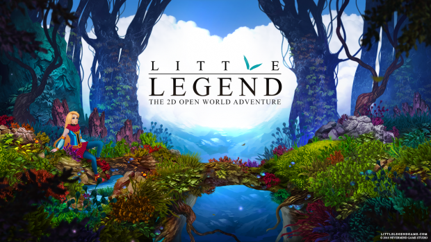 Little Legend - forest