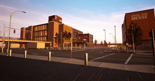 Exhibition Center - Messezentrum