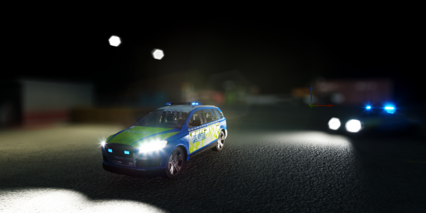 New Police SUV Skin