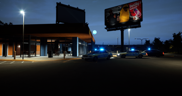 Roadhouse   Police operation