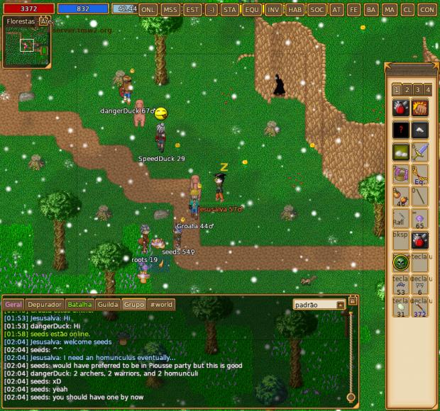 ManaPlus Screenshot