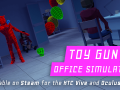 Toy Gun Office Simulator