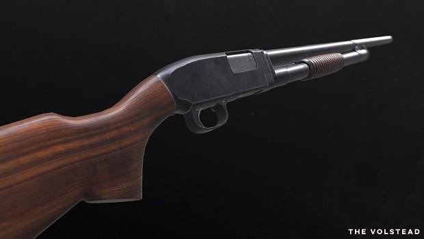 Model 12 Shotgun