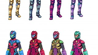 Anti-Force Suit Concepts