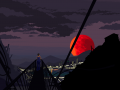 The Sundew, a cyberpunk pixel art adventure game