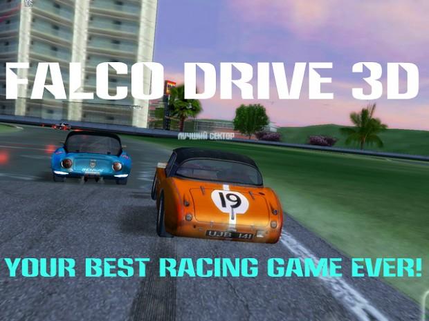 Falco Race 3D