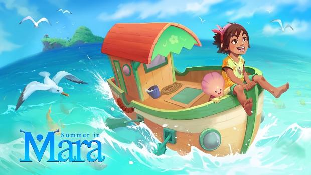 summer in mara cover 3