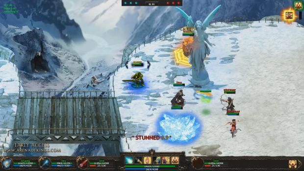 Kings Summit Battle 2
