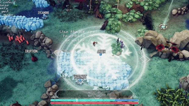 Nanotale Screenshot - Ancestral Forest